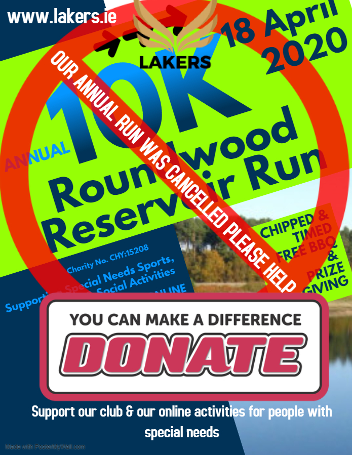 Copy Of Copy Of 5k Run Walk Flyer Made With Postermywall