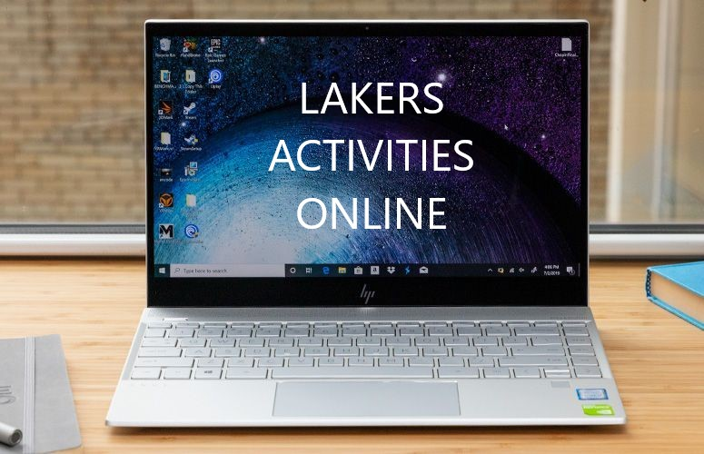 Lakers Activities Online