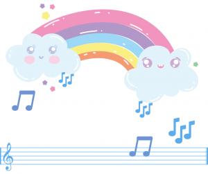 Spring Blog 6 Rain Music