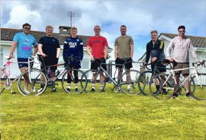 Greystones Lads Lakers Cycle
