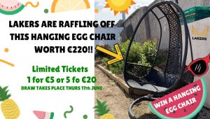 Win A Hanging Egg Chair