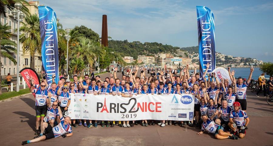 Paris To Nice